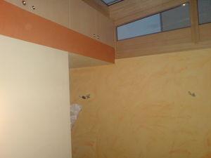 Wohnraum Sanierung