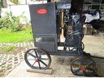 Standmotor, Stationärmotor, Landmaschinen