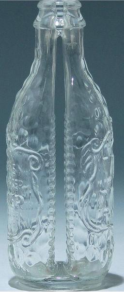 Zweiteilige Flasche Vin Aqua von Aigner Austria