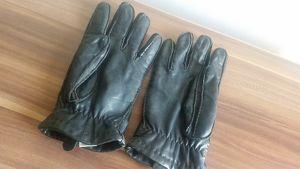 BARBOUR Leder - Handschuhe