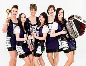 Volksmusikgruppe Polkamädels
