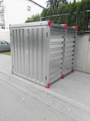 Lagercontainer in Innsbruck