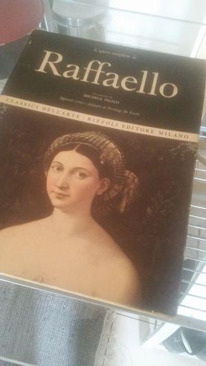 L'Opera Completa Di Raffaello, Gebundene Ausgabe - 1966