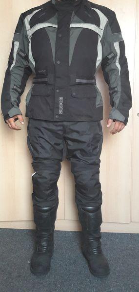 Motorradbekleidung von Vanucci