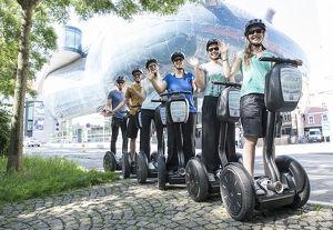 Am Segway Graz erleben