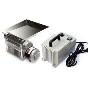 Elektrische Tabakschneidemaschine TREZO 160 1.1 HV mit Transformator