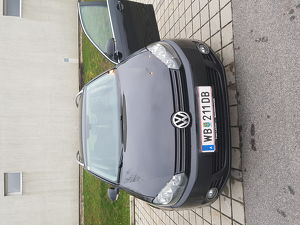 VW Golf VI Kombi bluemotion