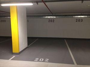 Tiefgaragenplatz am Hauptbahnhof zu vermieten - provisionsfrei!
