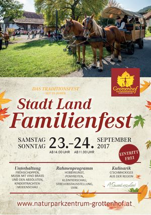 Stadt/Land/Familienfest