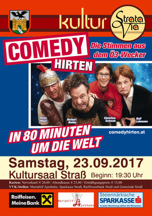 Comedy Hirten