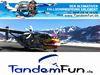 Fallschirmspringen Zell am See - Tandemsprung Event 4000m